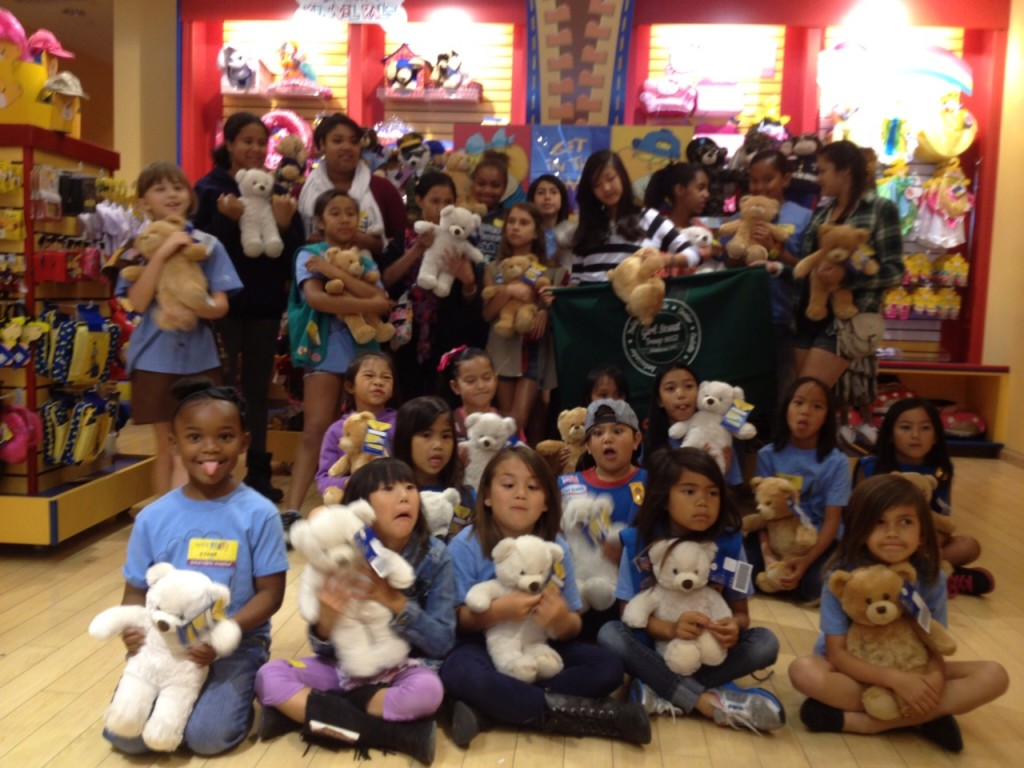 6057 Bears for Foster Kids