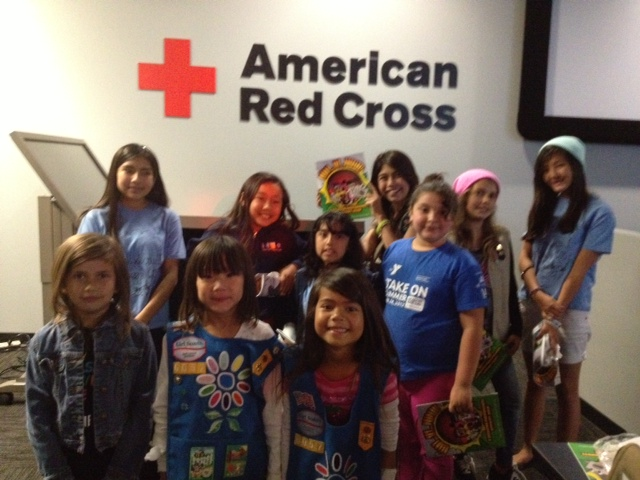 Red Cross Field Trip