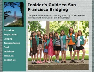 go to Insider's Guide to San Francisco Bridging