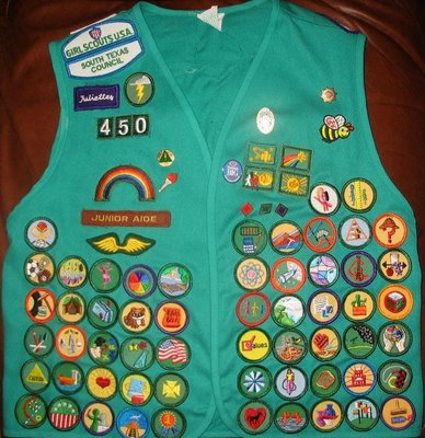 Spring 2014 Fun Patches - Girl Scout Shop